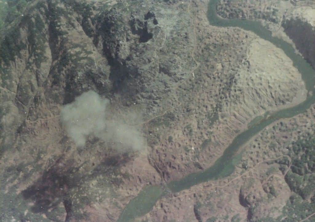 Aerial-photo-Ban-Laboy-Ford-choke-points-Laos