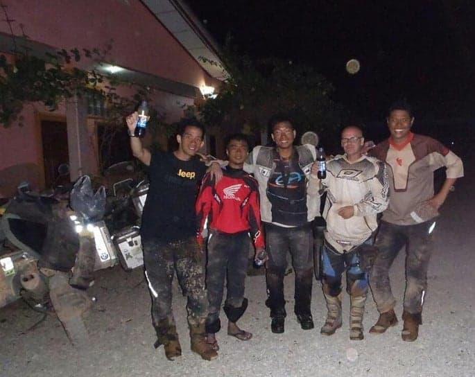 river-crossings-Laos-Ho-Chi-Minh-Trail-Singapore-Tour-group