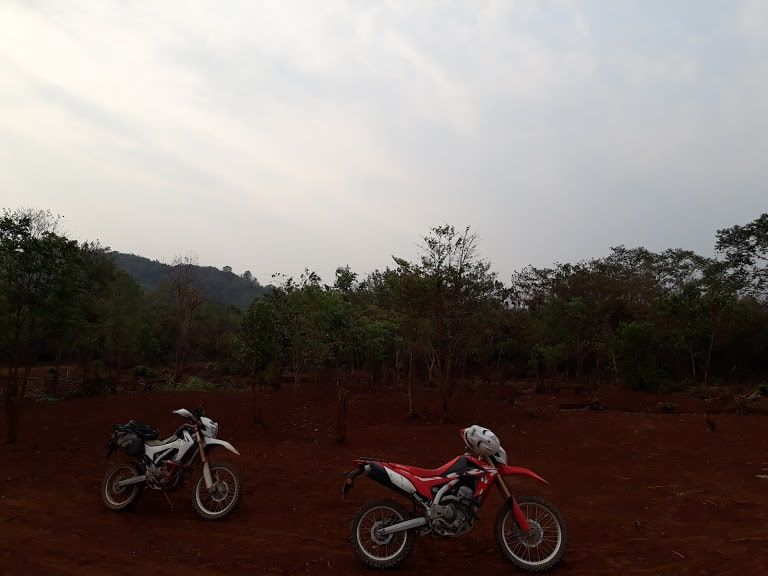 Capt-james-steadman-crash-site-along-the-trail-laos
